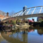 Manchester v Anglii, město, které stojí za to vidět!
