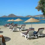 Písčité pláže, lákavé letoviska a dlouhé koupací sezóny, to je dovolená Turecko