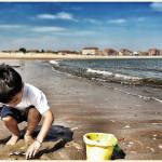 Dovolená s dětmi u moře