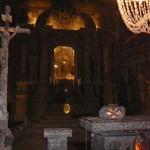 Solné doly Wieliczka v Polsku by vám neměly uniknout