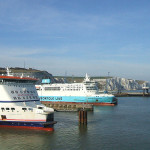 Několik možností, jak se dostat trajektem na britské ostrovy